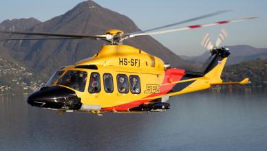 AW139 s/n 31382 Thailand