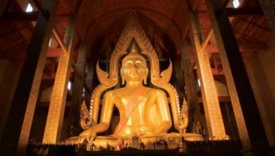 Ton Son Temple, Ang Thong *** Local Caption *** วัดต้นสน จังหวัดอ่างทอง